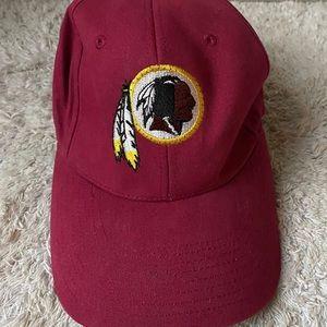 Vintage Washington Redskins Logo 7 Strap back Hat